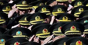 ihraç edilen subaylar