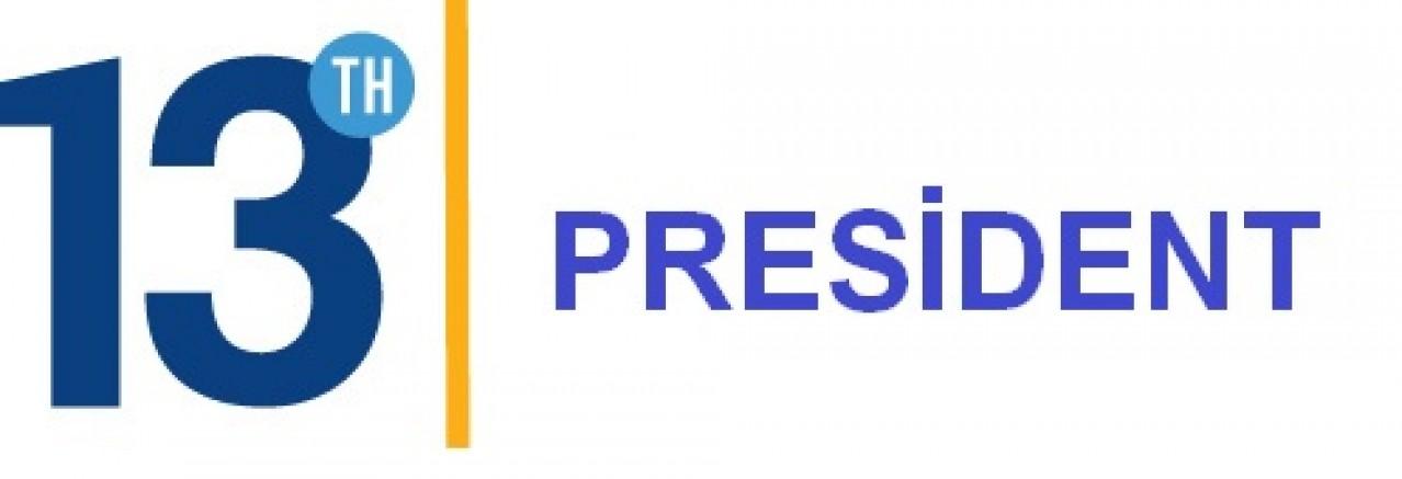 13. Cumhurbaşkanı