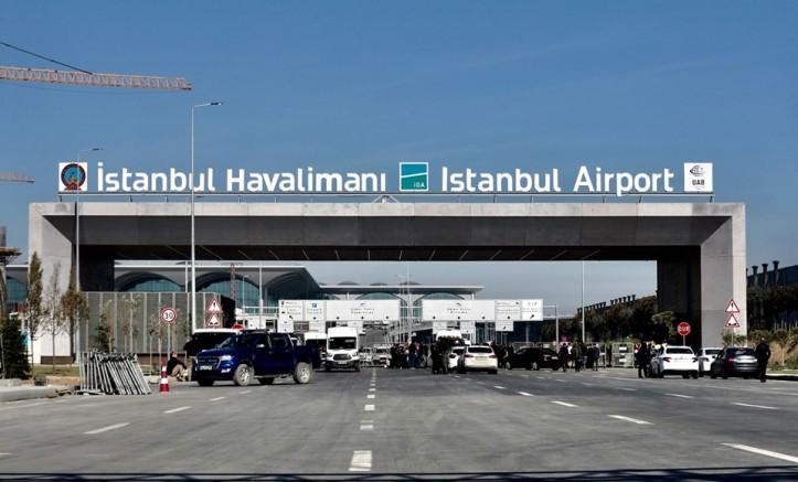 Geçmiş Olsun, 3. Havalimanı Battı