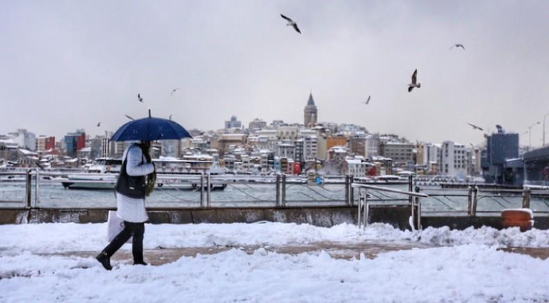 300 Yılın En Soğuk Kışı Geliyor