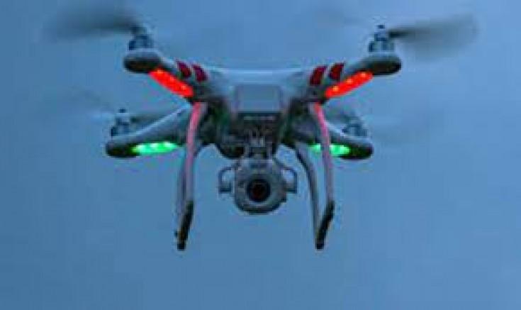 ABD İşgal Güçlerine Drone Saldırısı