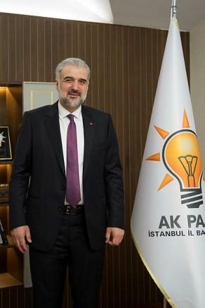 AKP İl Başkanı Namık Kemal'e Özendi