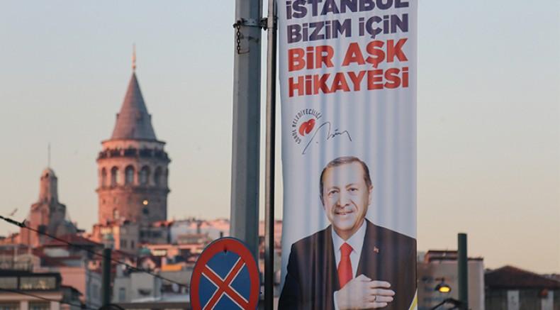 AKP İstanbul'dan Vazgeçemiyor