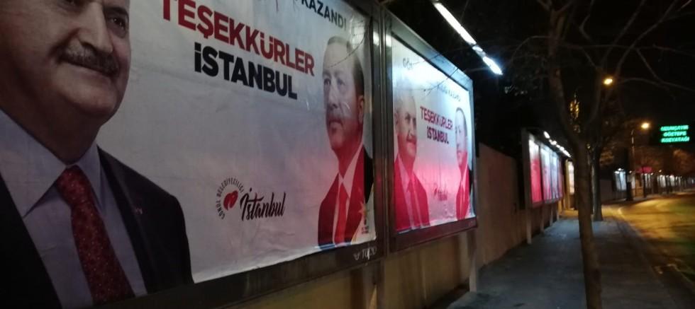 AKP Kaybetmeyi Kabullenemiyor