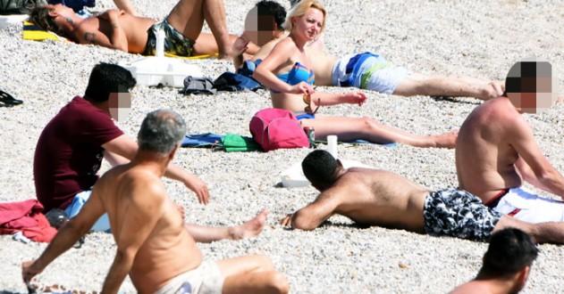 Antalya'ya Gelen Türk Turist Sayısı da Azaldı