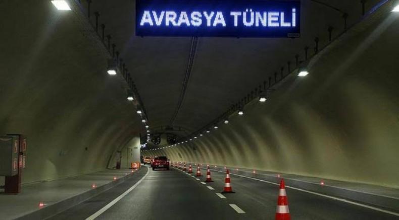Avrasya Tüneli'ne Yüzde 56 Zam