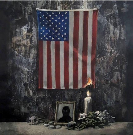 Banksy'nin Floyd yorumu