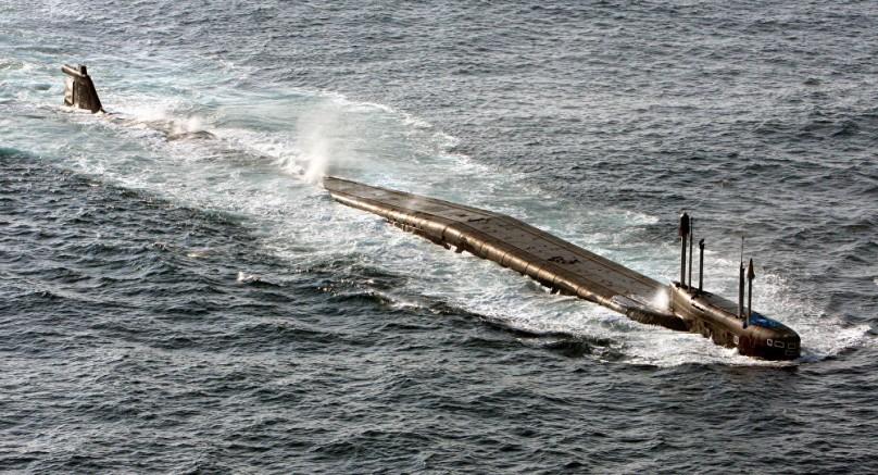 Barent Denizi'nde Denizaltı Faciası