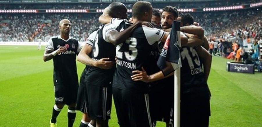 Beşiktaş Avrupa Liginde
