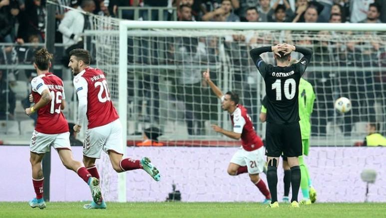 Beşiktaş Üçte Sıfır