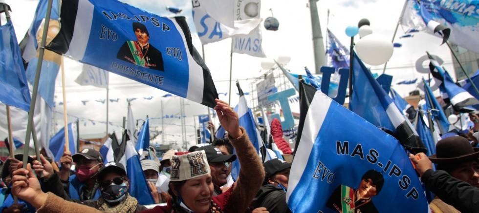 Bolivya'da ABD Kaybetti, Halk Kazandı