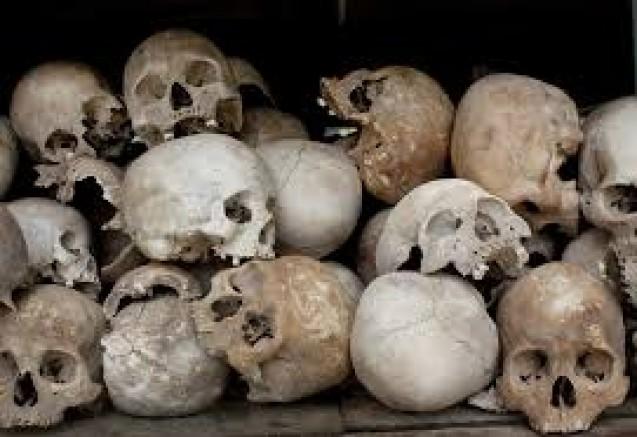 Bu Çocuk Kafatasları Kimlere Ait?