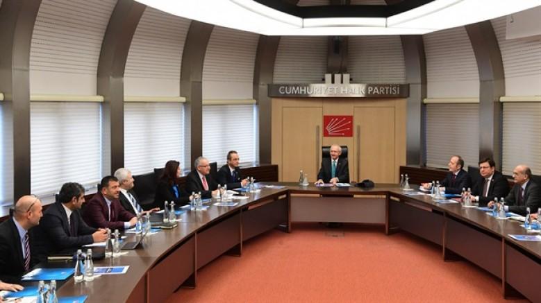 CHP 'Boykot'u tartışıyor