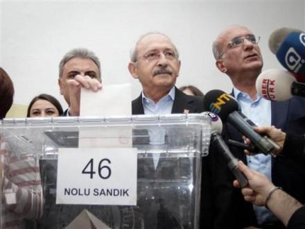 CHP Demokrasi Dersi Verdi
