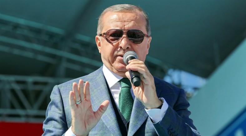 Erdoğan 302 Gün İzin Yapmış