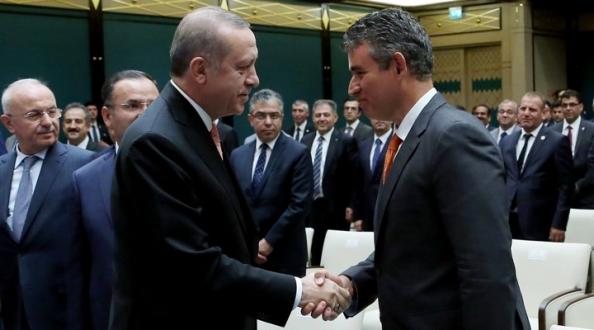 Erdoğan Baroların Seçim Sistemini Değiştirmek İstiyor