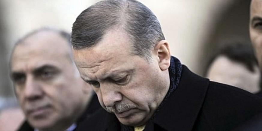 Erdoğan ve Partisi Tepetaklak