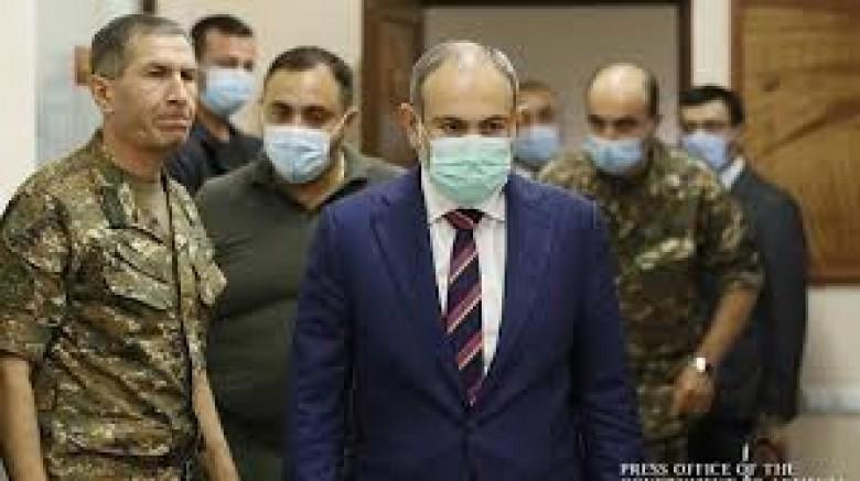 Ermenistan Ordusundan Hükümete Muhtıra