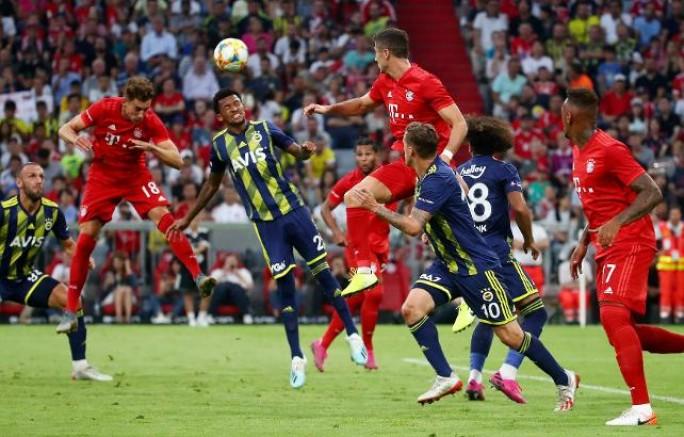 Fenerbahçe Almanya'da Ümit Vermedi