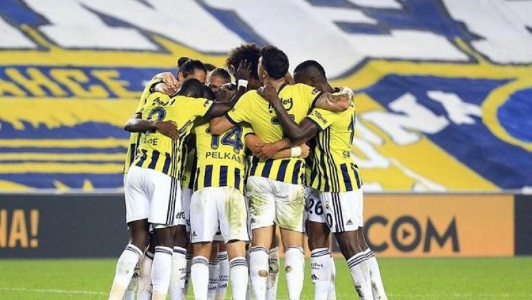 Fenerbahçe Trabzon'u Üçledi