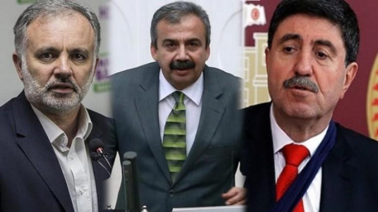 Fırat'ın Doğusuna Güvence, HDP'ye Tutuklama