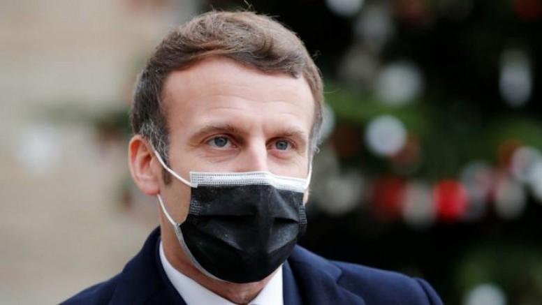 Fransa Başkanı Macron Coronavirüs Oldu