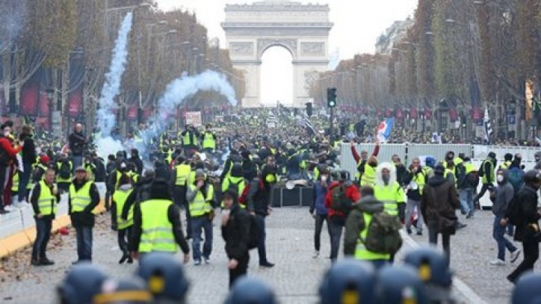 Fransa'da Halkın Gücü