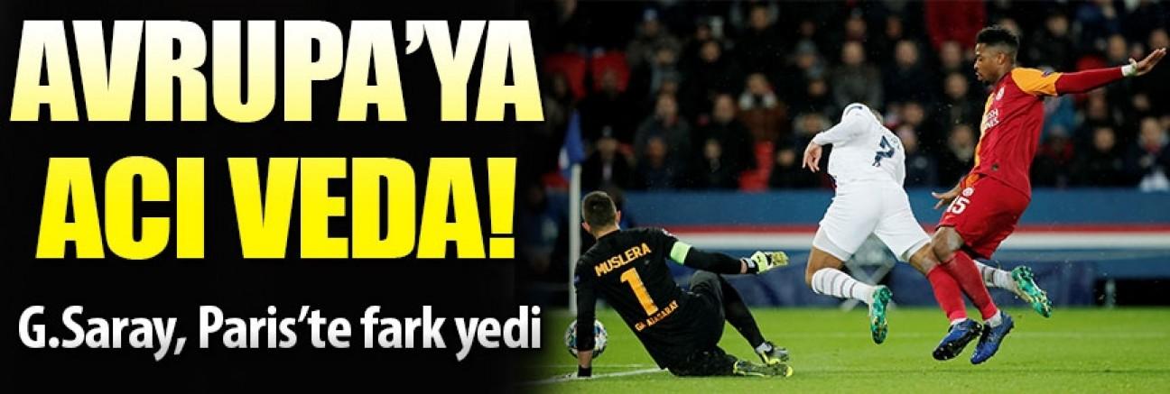 Galatasaray Beşlik Oldu