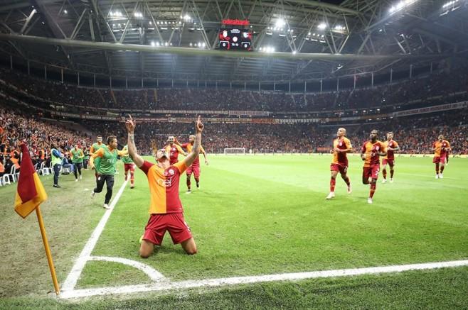 Galatasaray İte Kaka