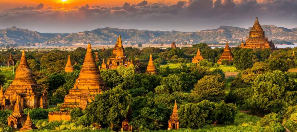 Güneydoğu Asya'nın Kapalı Ülkesi Myanmar