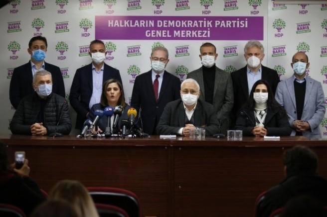 HDP'li Taşdemir: Gara'ya Gitmedim. Soylu, İftira Atıyor