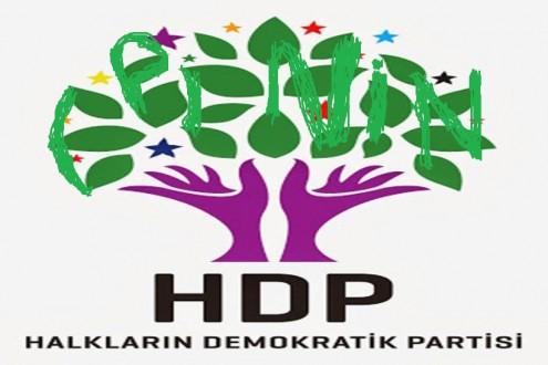 HDP Logosundaki Sır
