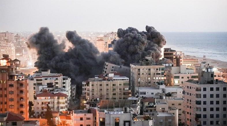 İsrail Terörü Sürdürüyor