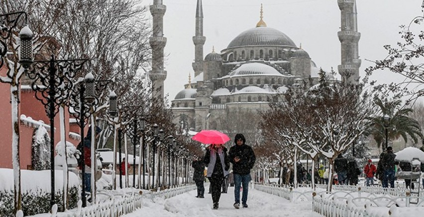 İstanbul'da Bu Kış Kar Yok