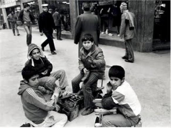 İstanbul'un Köle Çocukları