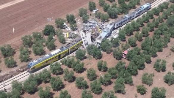İtalya'da Tren Faciası