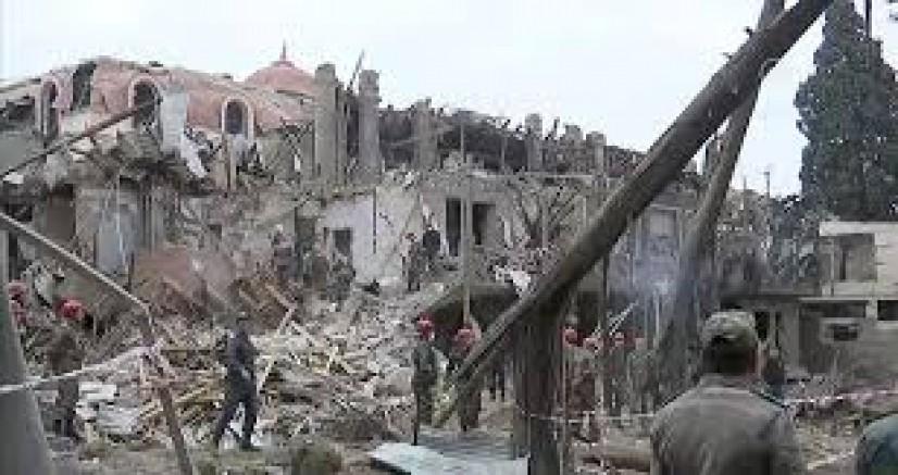 Karabağ'da Ateşkes Bozuldu