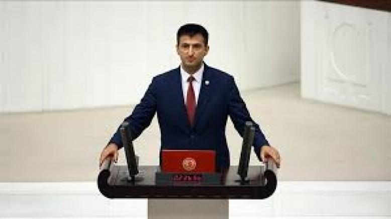 Mehmet Ali Çelebi CHP'den İstifa Etti