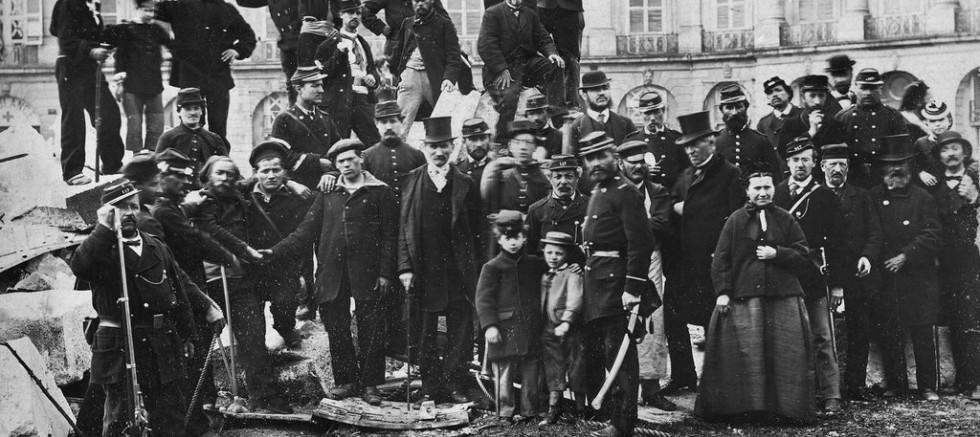 Paris Komünü 150 Yaşında