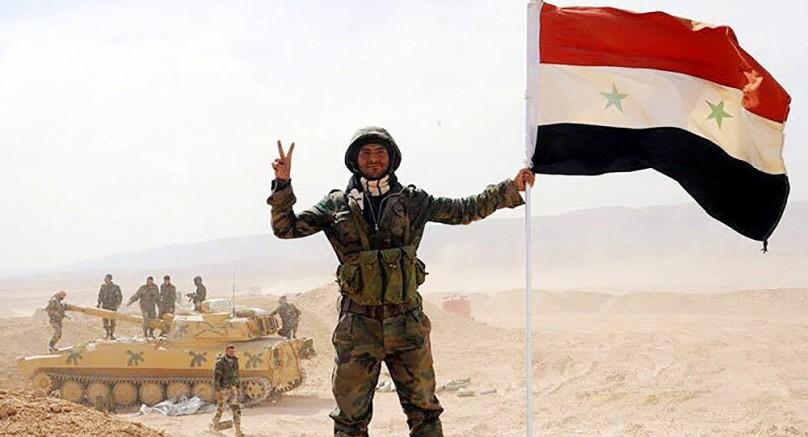 """Rusya: """"Suriye Ordusu Menbiç'in Kontrolünü Ele Geçirdi"""""""