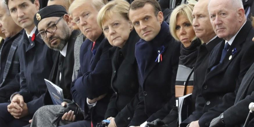 Savaş Baronları Fransa'da Buluştu