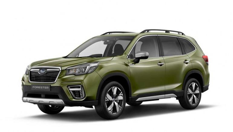Subaru Akaryakıtlı Otomobil Üretmeyecek