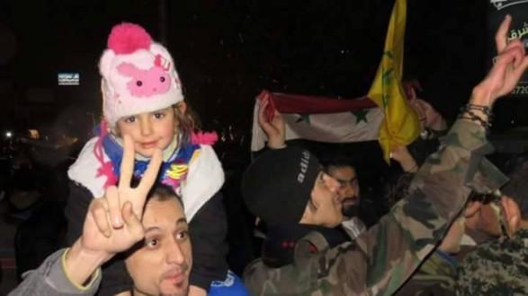 Suriye Ordusu Halep'i Katillerden Kurtardı