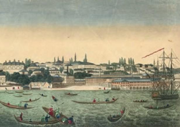 Tersane İstanbul Rant Projesi