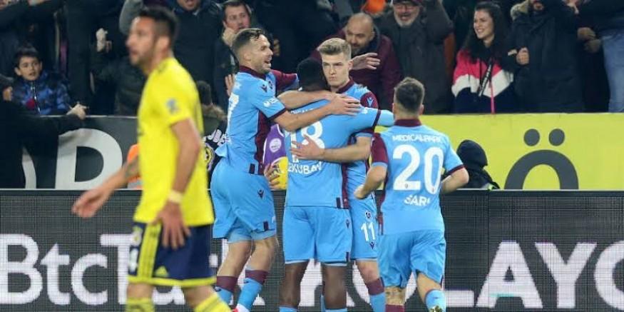 Trabzon Fenerin Hızını Kesti