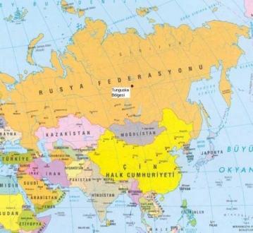 Tunguska Olayının Sırrı çözülüyor mu?