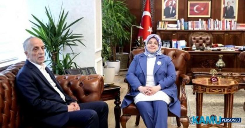 Türk-İş İşçiyi Yine Sattı