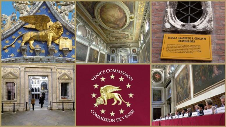 Venedik Komisyonu'ndan Ağır Rapor