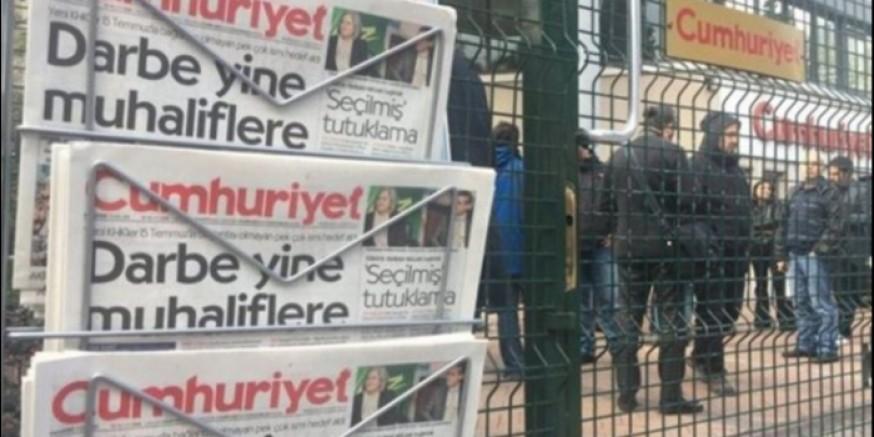 Yandaştan Başkasına Gazetecilik Suç