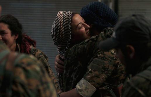 YPG Menbiç'i İŞİD'ten tamamen temizledi
